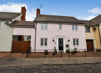 4 bed link-detached house for sale in Wilkin Drive, Tiptree, Colchester CO5