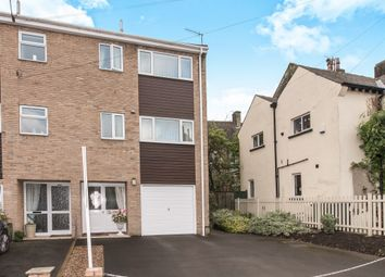 Thumbnail 3 bed end terrace house for sale in Regent Road, Ilkley