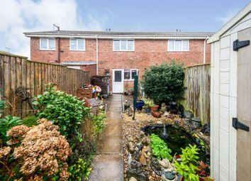 Thumbnail 2 bedroom terraced house for sale in Clyffe View, Crossways, Dorchester