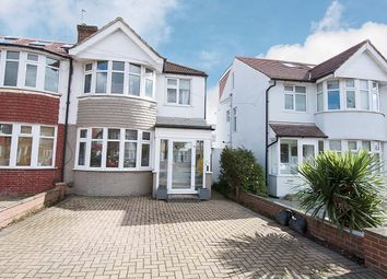 Thumbnail 3 bed property for sale in Hodder Drive, Perivale, Greenford