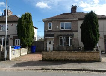 Thumbnail 2 bedroom semi-detached house for sale in Bird Road, Stoke-On-Trent, Staffordshire