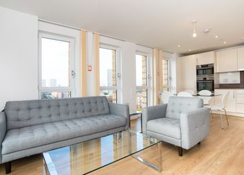 Thumbnail 3 bed flat to rent in Ivy Point, Bow, London