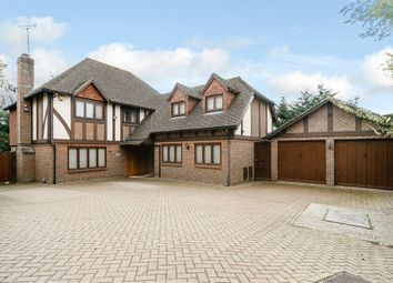 Thumbnail 5 bed detached house for sale in Watsons Close, Ashford, Kent