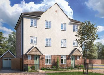 "Thumbnail 4 bed end terrace house for sale in ""Portman"" at Pentrebane Road, Fairwater, Cardiff"