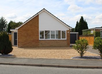 Thumbnail 3 bed detached bungalow for sale in Arlington Gardens, Attleborough