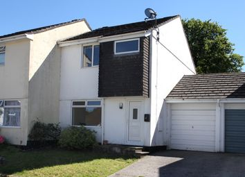 Thumbnail 3 bed semi-detached house to rent in Copperfields, Horrabridge