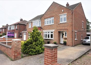 Thumbnail 3 bed semi-detached house for sale in Adcott Road, Acklam, Middlesbrough
