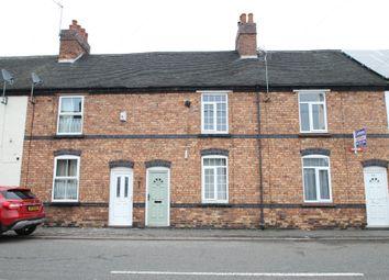 Thumbnail 2 bed terraced house to rent in Alvecote Cottages, Alvecote Lane, Tamworth