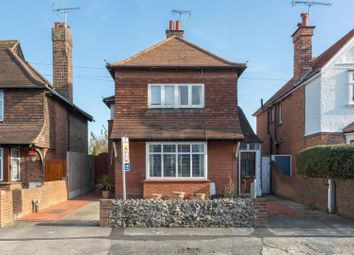 Thumbnail 3 bed flat for sale in Luton Avenue, Broadstairs