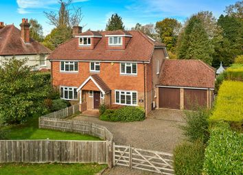 Thumbnail 5 bedroom detached house for sale in Ridgley Road, Chiddingfold, Godalming