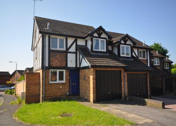 Thumbnail 2 bedroom end terrace house for sale in Ratby Close, Lower Earley, Reading