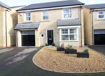 Thumbnail 4 bed detached house for sale in Holcombe Road, Helmshore, Rossendale
