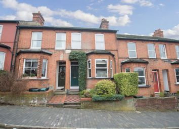 Thumbnail 3 bedroom terraced house for sale in Cornwall Road, St.Albans