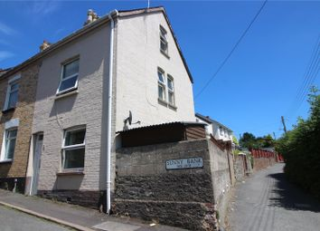 Thumbnail 3 bed end terrace house for sale in Sunny Bank, Barnstaple