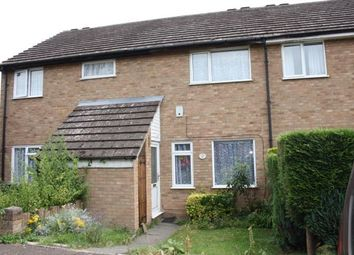 Thumbnail 3 bed terraced house for sale in Bridle Drive, Clapham, Bedford, Bedfordshire