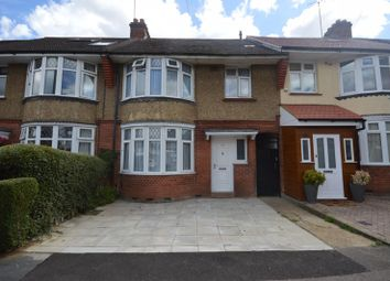 Thumbnail 3 bed terraced house for sale in The Avenue, Luton