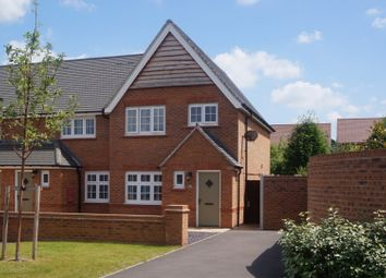 Thumbnail 3 bed end terrace house for sale in Patchett Drive, Hadley Telford