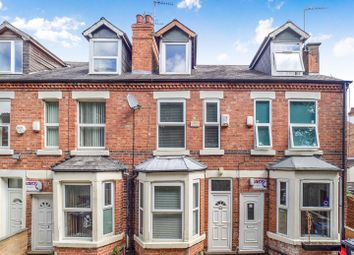 Thumbnail 3 bed terraced house for sale in Lower Road, Beeston, Nottingham