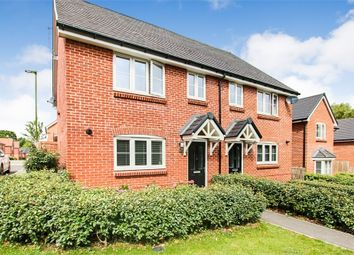 Thumbnail 3 bed semi-detached house for sale in Acorn Avenue, Crawley Down, Crawley, West Sussex