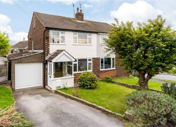 Thumbnail 3 bed semi-detached house for sale in The Whartons, Otley