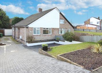 Thumbnail 2 bed semi-detached bungalow for sale in The Kent, Hillmorton, Rugby