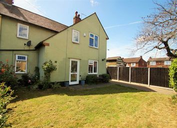 Thumbnail 3 bed semi-detached house for sale in Trafalgar Road, Lexden, Colchester
