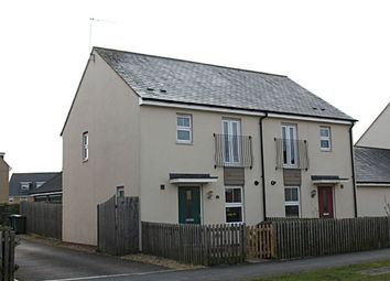 Thumbnail 3 bed semi-detached house for sale in Sterling Way, Upper Cambourne, Cambourne, Cambridge