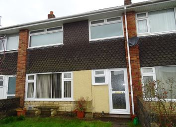 Thumbnail 3 bedroom terraced house to rent in Penmaen Walk, Michaelston, Cardiff, South Glamorgan.