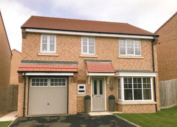 Thumbnail 4 bedroom detached house for sale in Bramble Close, Stainton, Middlesbrough