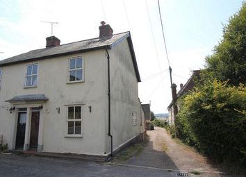 Thumbnail 3 bed semi-detached house for sale in Duton Hill, Dunmow, Essex