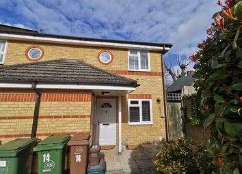 Thumbnail 2 bed semi-detached house for sale in Iona Close, Morden