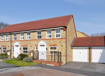 Thumbnail 2 bedroom semi-detached house to rent in Edgehill Close, Newbury, Berkshire