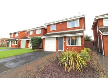 Thumbnail 3 bed property for sale in Mariners Close, Fleetwood