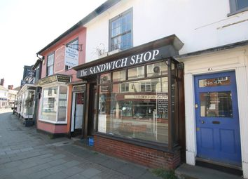 Thumbnail Restaurant/cafe for sale in High Street, Dunmow