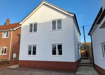 Thumbnail 3 bedroom detached house for sale in School Hill, Nacton, Ipswich
