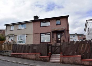 Thumbnail 3 bed property for sale in 44, Balloch Road, Greenock, Renfrewshire