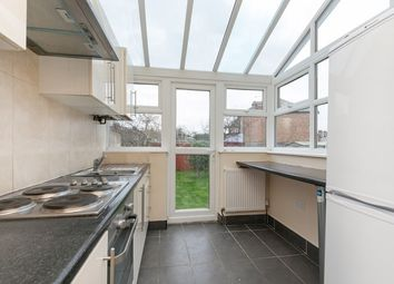 Thumbnail 4 bedroom terraced house to rent in Rusper Road, London