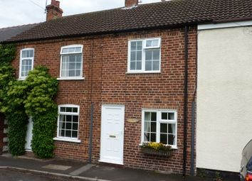 Thumbnail 2 bed terraced house to rent in Normanby Road, Nettleton, Market Rasen