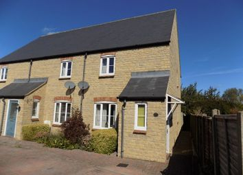 Thumbnail 3 bed end terrace house for sale in Smith's Court, Purton, Swindon