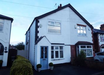 Thumbnail 3 bed semi-detached house for sale in Haywood Road, Mapperley, Nottingham, Nottinghamshire