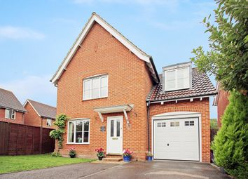 Thumbnail 3 bed detached house for sale in Hunters Chase, Westbury