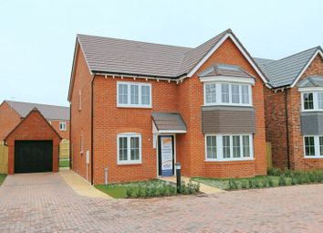 Thumbnail 5 bed detached house for sale in Fairview Park, Station Road, Chorley, Nantwich