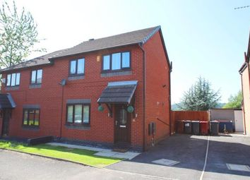 Thumbnail 2 bed semi-detached house for sale in Highfield Gardens, Blackburn, Lancashire
