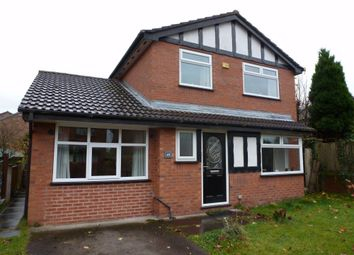 Thumbnail 4 bed detached house for sale in Riverside Road, Radcliffe, Manchester