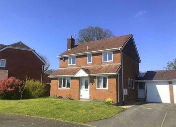 Thumbnail 4 bed detached house for sale in Farrar Drive, Marlborough, Wiltshire