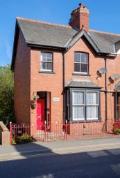 Thumbnail 3 bed semi-detached house for sale in Tremont Road, Llandrindod Wells
