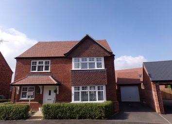 Thumbnail 4 bed detached house to rent in Otters Holt, Bishopton, Stratford-Upon-Avon