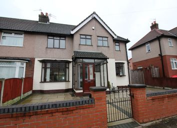 Thumbnail 3 bed semi-detached house to rent in Lanville Road, Aigburth