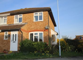 Thumbnail 3 bed semi-detached house for sale in Pentland Close, Eastbourne