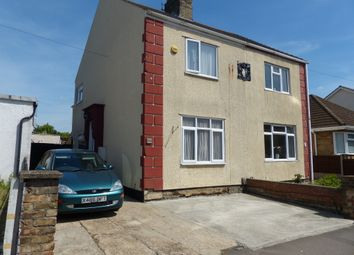 Thumbnail 3 bedroom semi-detached house for sale in High Street, Peterborough